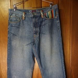 Coogi Men's Jeans Size 38x34 Men's Pants Fashion